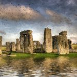 BLUE(STONE)HENGE (A LAND OF THE DEAD)